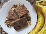 Chunky Monkey Energy Bars