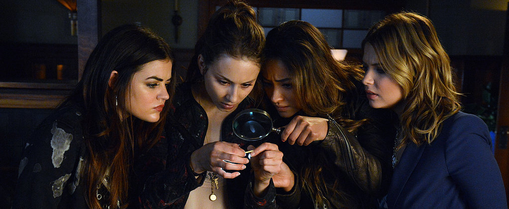 "Pretty Little Liars: The OMG Moments From ""Bite Your Tongue"""