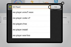Download MX Player for Computer