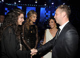 And Taylor Kept an Eye on Lorde