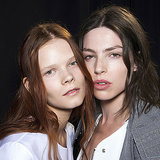 Beauty Looks From Alexander Wang New York Fashion Week