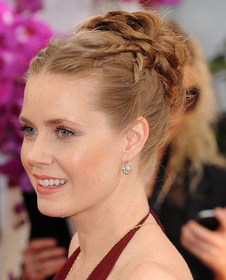 The Braided Up 'Do Trend That's Sweeping Award Season