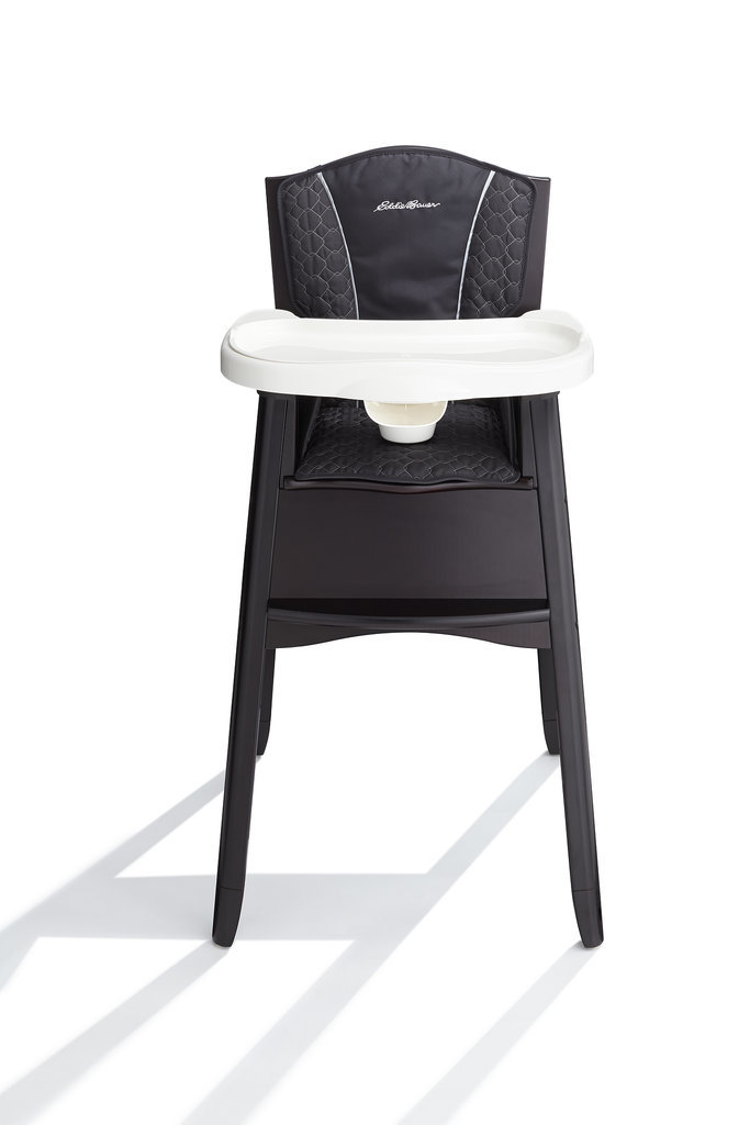 Three-in-One Wood High Chair