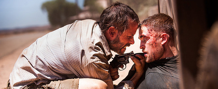 Robert Pattinson Gets Gritty For The Rover