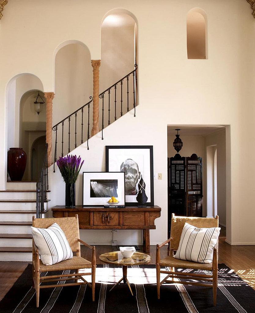 Foyer Artwork Ideas : Entryway ideas popsugar home