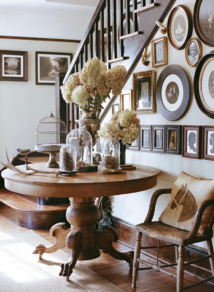 Foyer Table Styling : Entryway ideas popsugar home