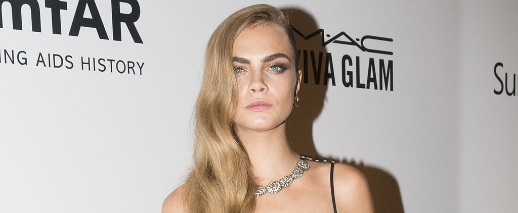 Cara Delevingne Reveals an Insane New Celebrity Trend