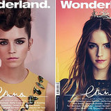 Emma Watson Is a Guest Editor For Wonderland