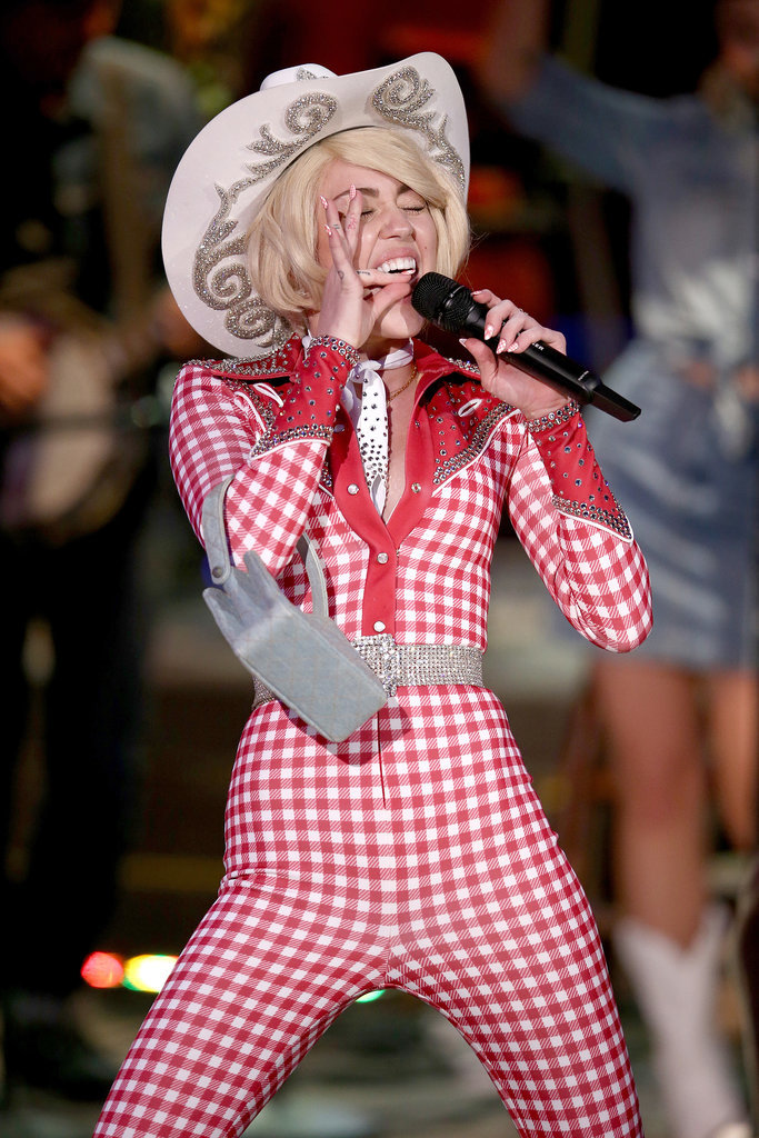 "Watch Miley and Madonna Team Up For a ""Pretty F*cking Cool"" Performance"