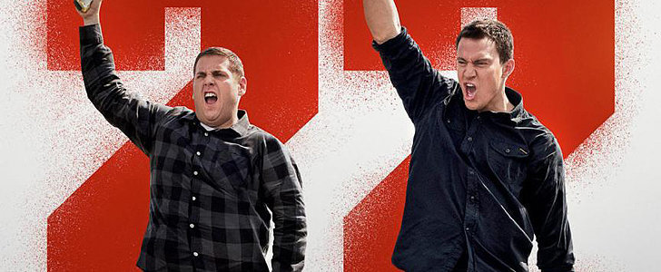 The Poster For 22 Jump Street Is Extreme