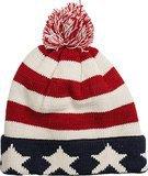 American Flag Beanie