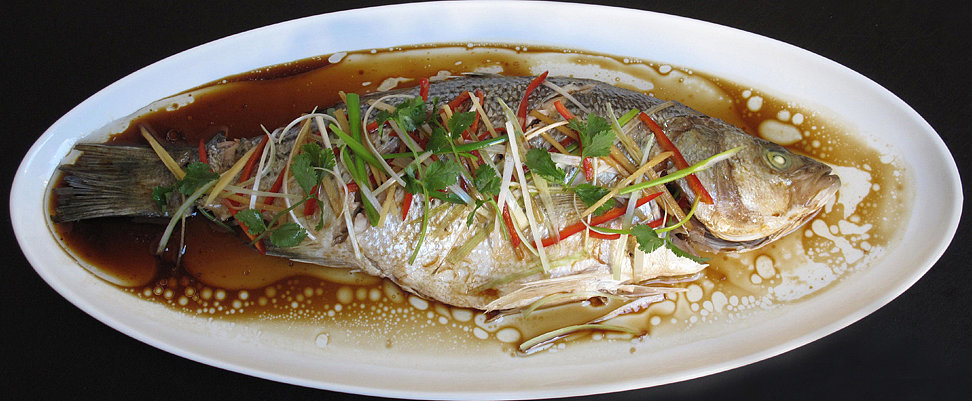 Ring In the Year of the Horse With Fragrant Steamed Fish