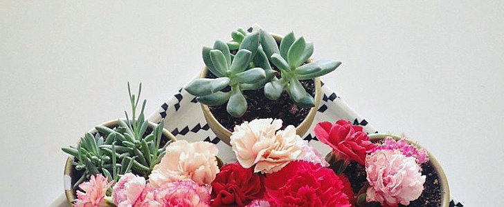 Try It: An Easy and Affordable Centerpiece