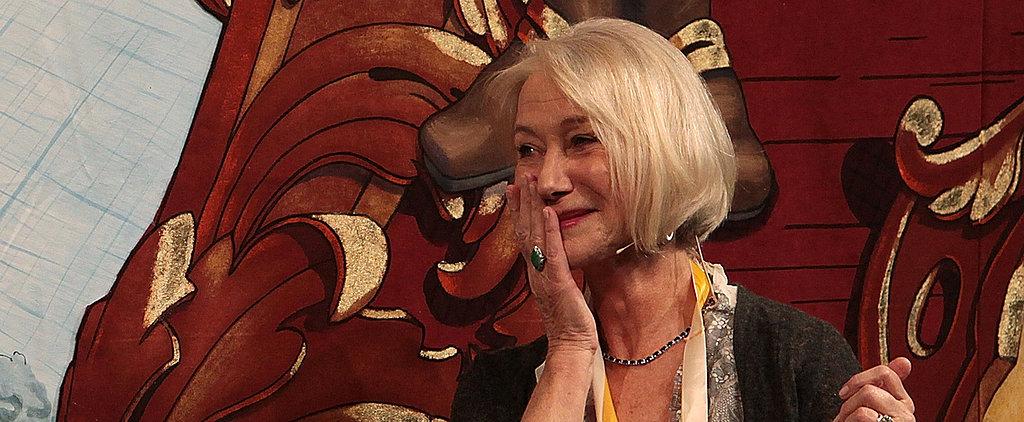 Helen Mirren Is a Surprisingly Good Twerker