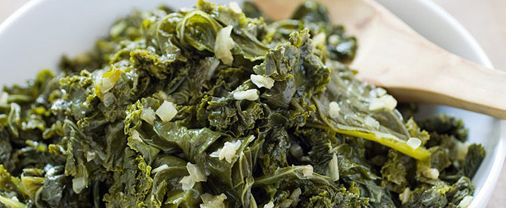 The Best Braised Kale You'll Ever Make