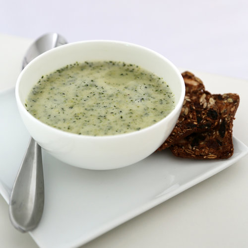 Creamy, Garlicky Broccoli Soup