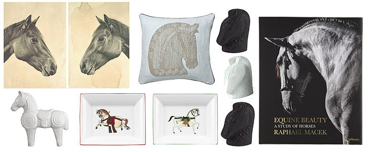 Celebrate Chinese New Year with Horse Accents