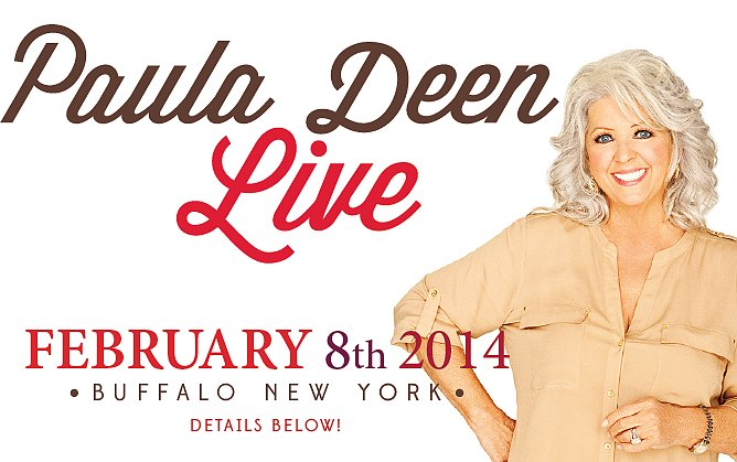 Paula Deen's First Live Event Since the Controversy