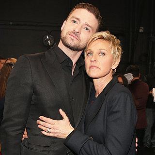 Justin Timberlake's Birthday: Britney Spears & Jessica Biel