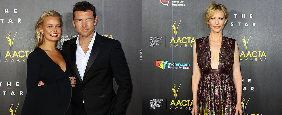 Who Wore What To The AACTA Awards