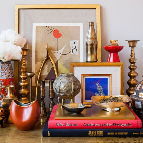 Designer Consigner: 4 Ways to Score Vintage Decor Online