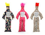 For that friend who needs to get our her aggression, buy this Dammit Doll ($15).
