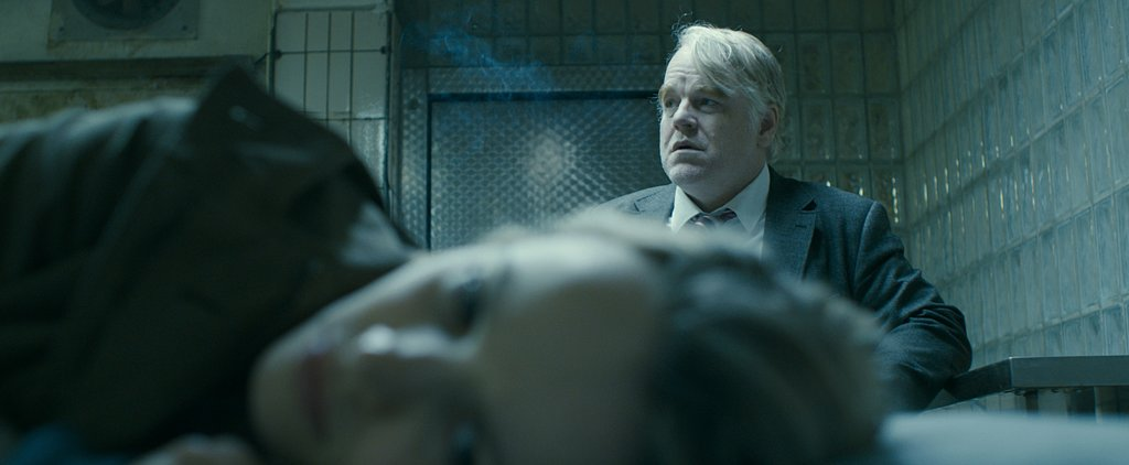 Here's a Clip of Philip Seymour Hoffman in One of His Final Films