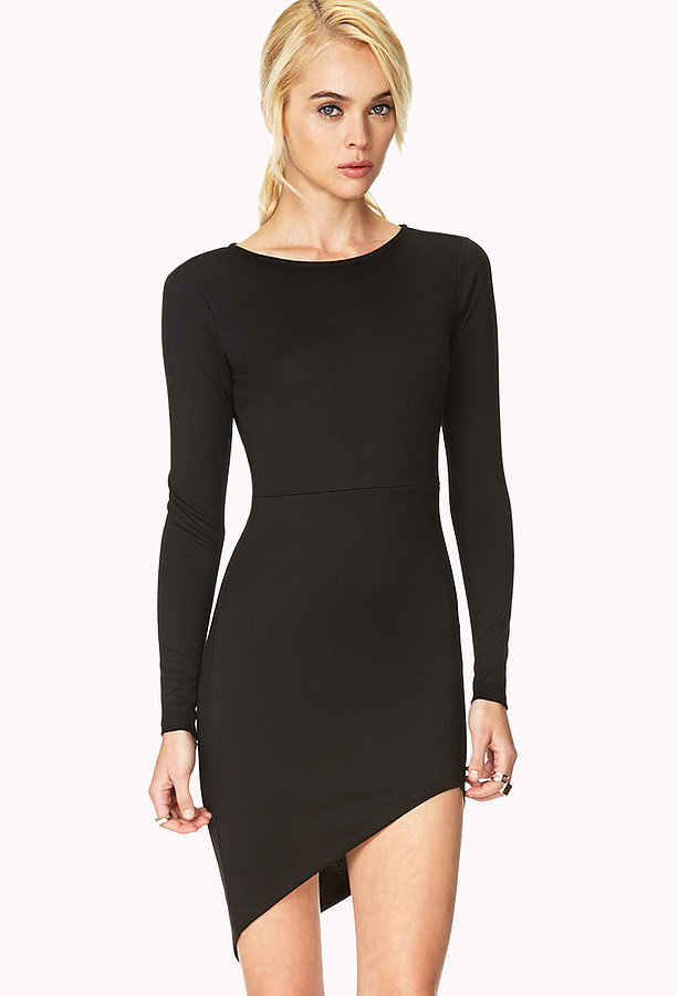 Forever 21 Asymmetrical Dress