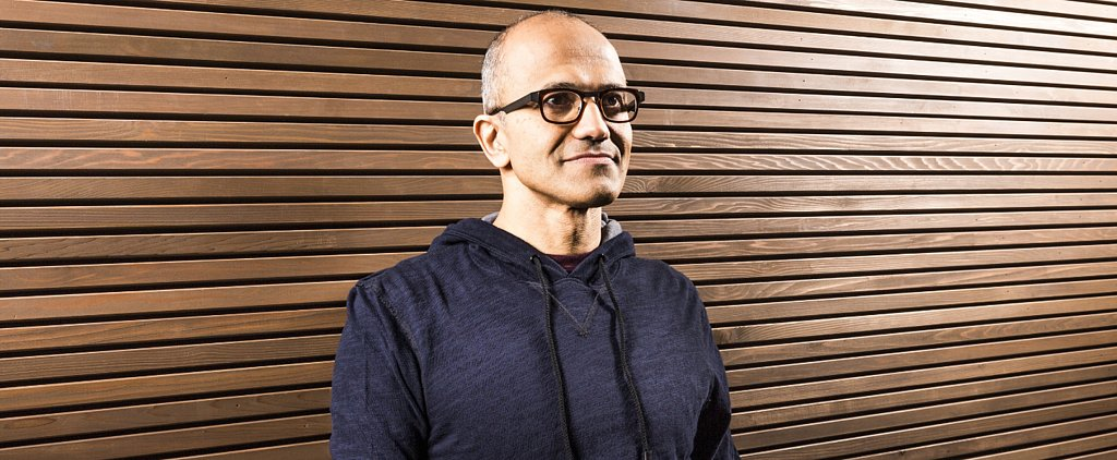 Meet Microsoft's New CEO