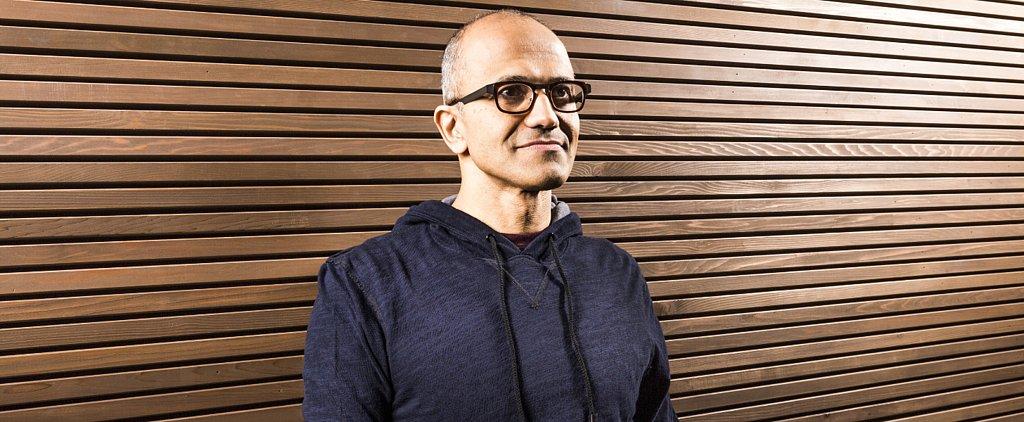 Meet Microsoft's New CEO