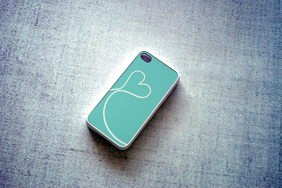 Heart balloon iPhone case ($18)