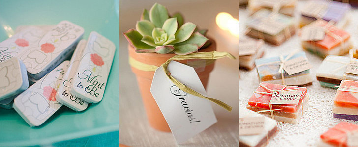 45 Wedding Favors People Will Actually Use, Forever After