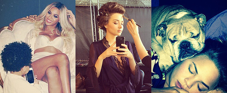 Pairs, Pouts, and Pets: The Week's Cutest Celebrity Candids!