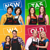 It's Time to Meet Group 2 on My Kitchen Rules 2014