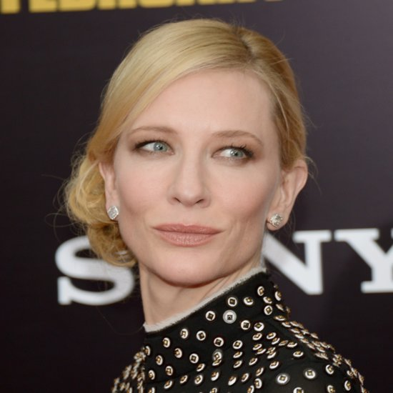 Does Cate Blanchett Ever Have a Bad Hair Day? (That's a No)