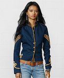 Denim & Supply Ralph Lauren Button-Front Braided Military Jacket ($198)