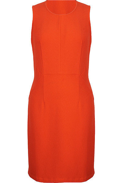 Modern Citizen Poppy Darted Shift Dress ($89)
