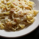 Roasted Garlic and Parmesan Pasta Recipe