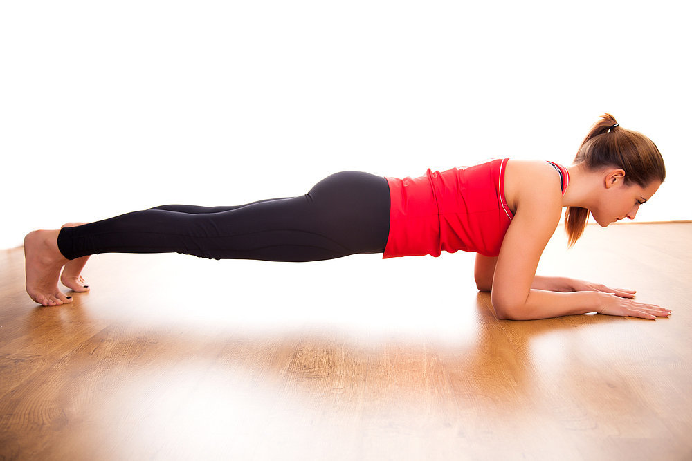 how to make reverse crunches harder