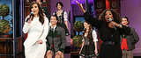 Oprah, Kim Kardashian, and More Bid Farewell to Jay Leno