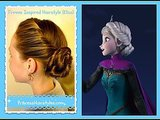 How to Make Elsa's Coronation Updo