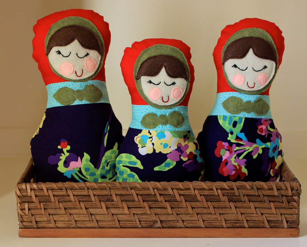 Oh Matryoshka! Set of Dolls