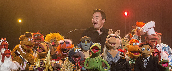Jimmy Fallon Says Goodbye, With a Little Help From The Muppets