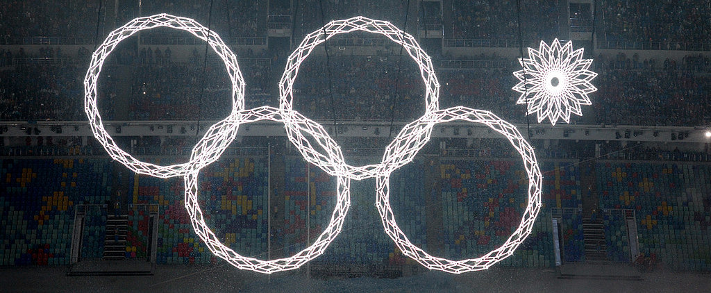 The Opening Ceremony Kicks Off With a Slight Snowflake Malfunction