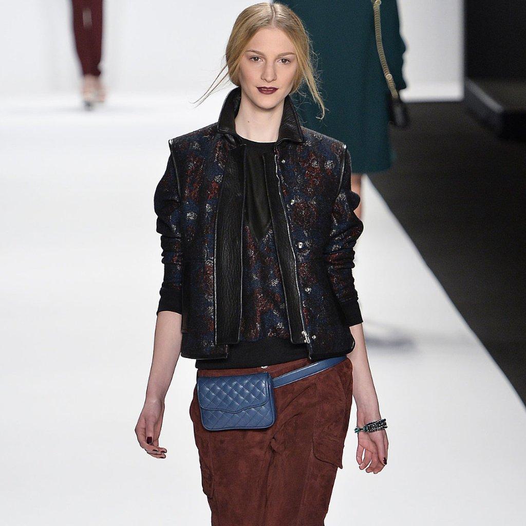 Rebecca Minkoff Fall 2014 Runway Show | NY Fashion Week