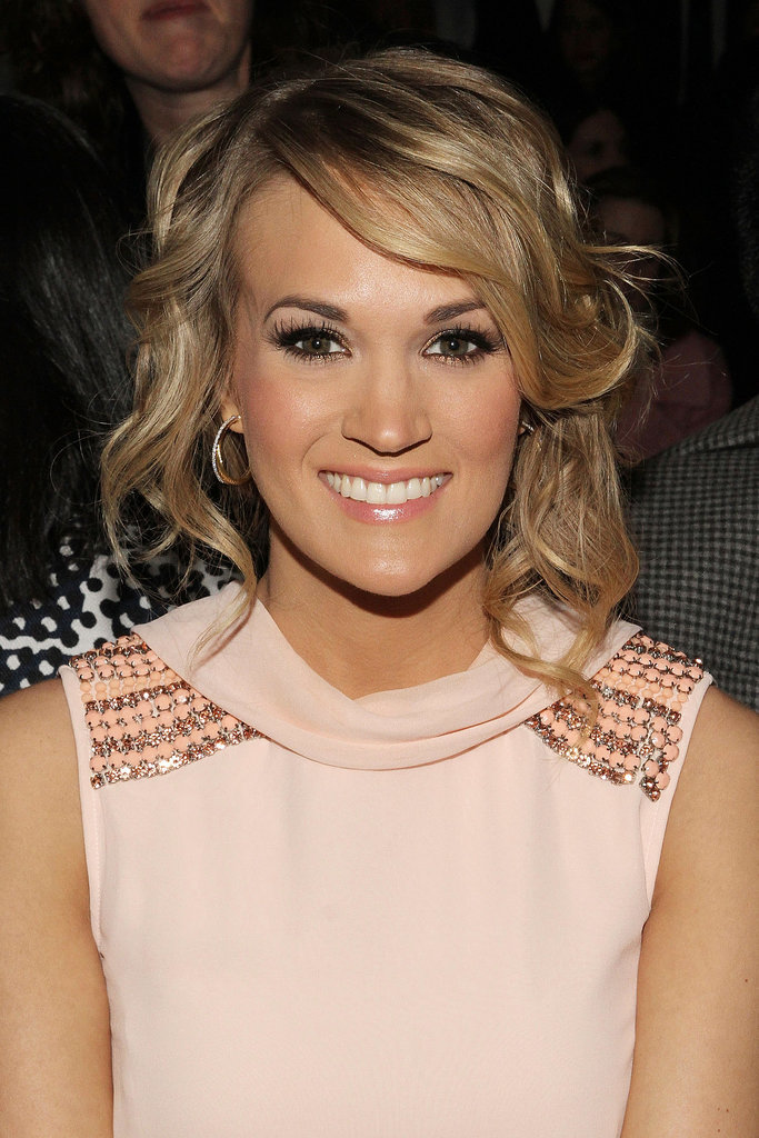 Carrie Underwood at Peter Som