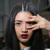 New York Fashion Week Tibi Fall 2014 Runway Beauty & Nails