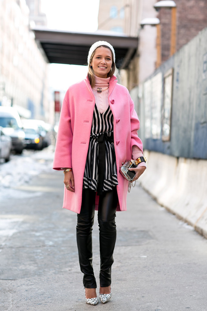 Further proof that pink might just be the color of the moment.