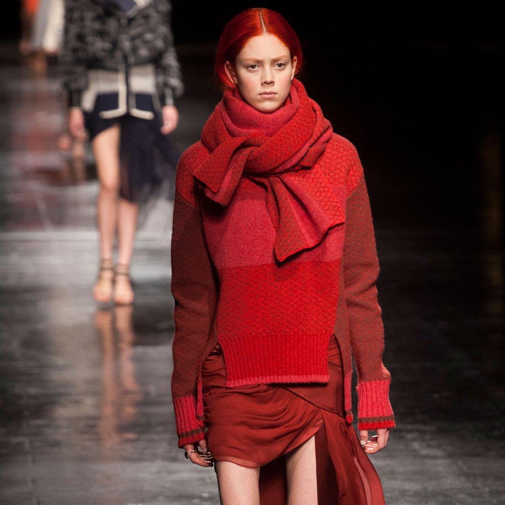 Prabal Gurung Fall 2014 Runway Show | New York Fashion Week