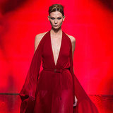 Donna Karan NY Fall 2014 Runway Show | NY Fashion Week
